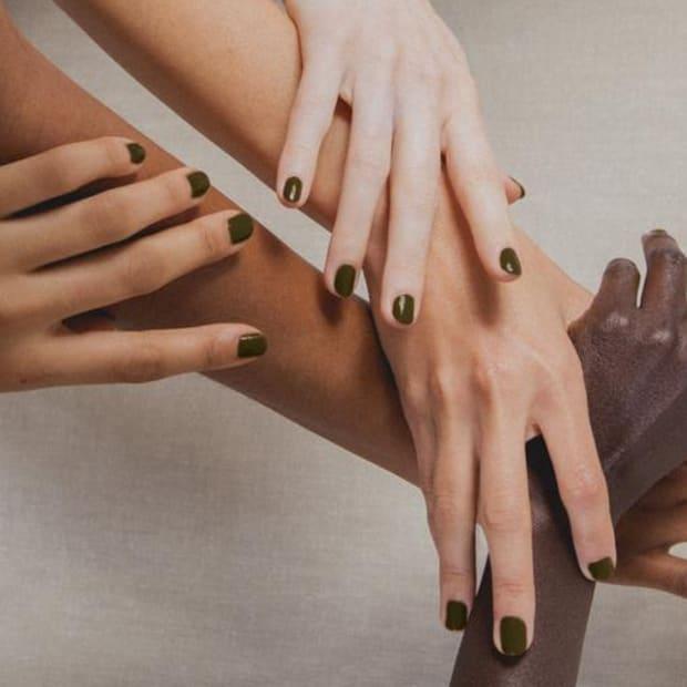 fall nails promo