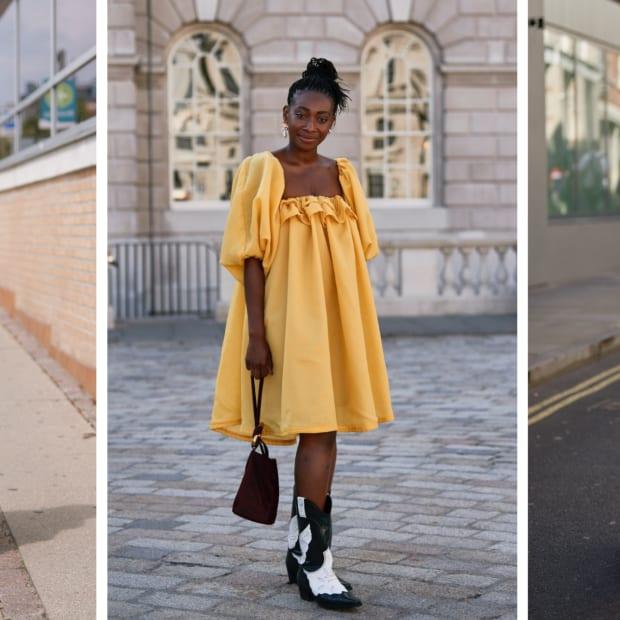 Spring Dress Trends Composite