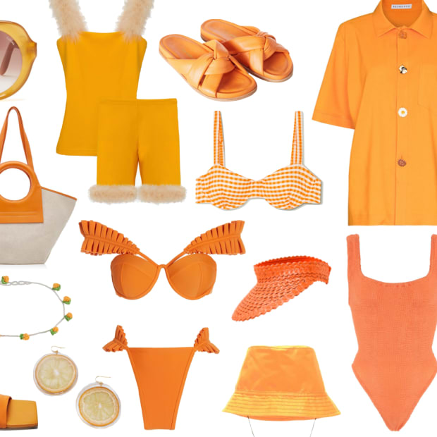 orange color market .001