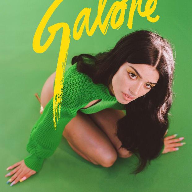 DIXIE D´AMELIO GALORE COVER