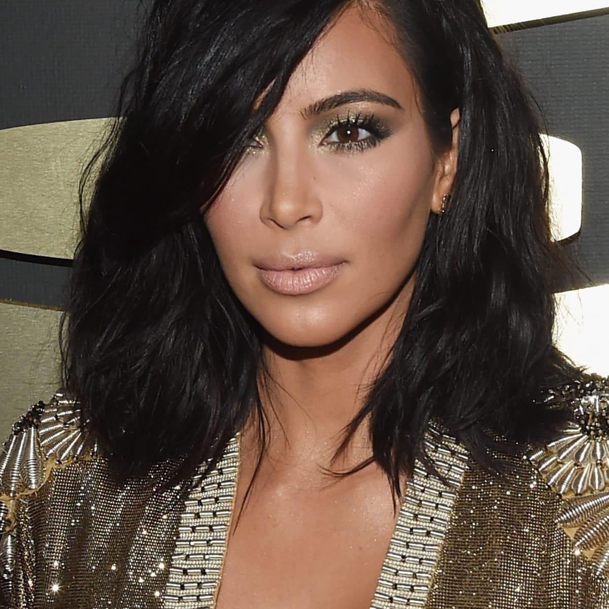 Kim Kardashian S Hair Stylist Tells Us About That New Short Cut Fashionista