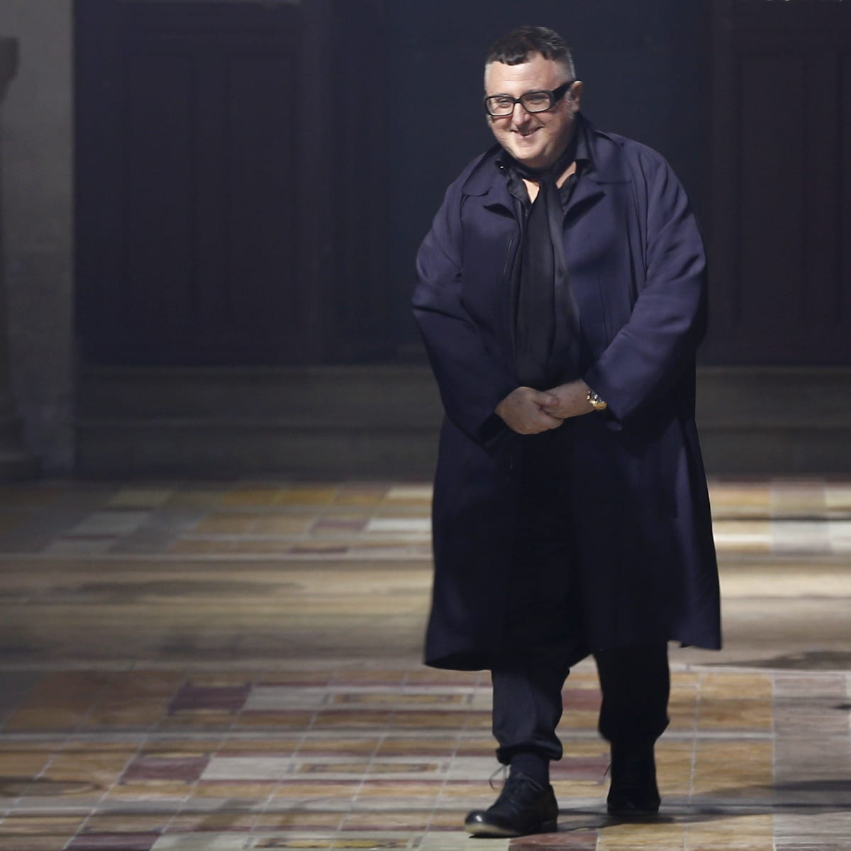 Alber Elbaz to Exit Lanvin After 14 Years - Fashionista