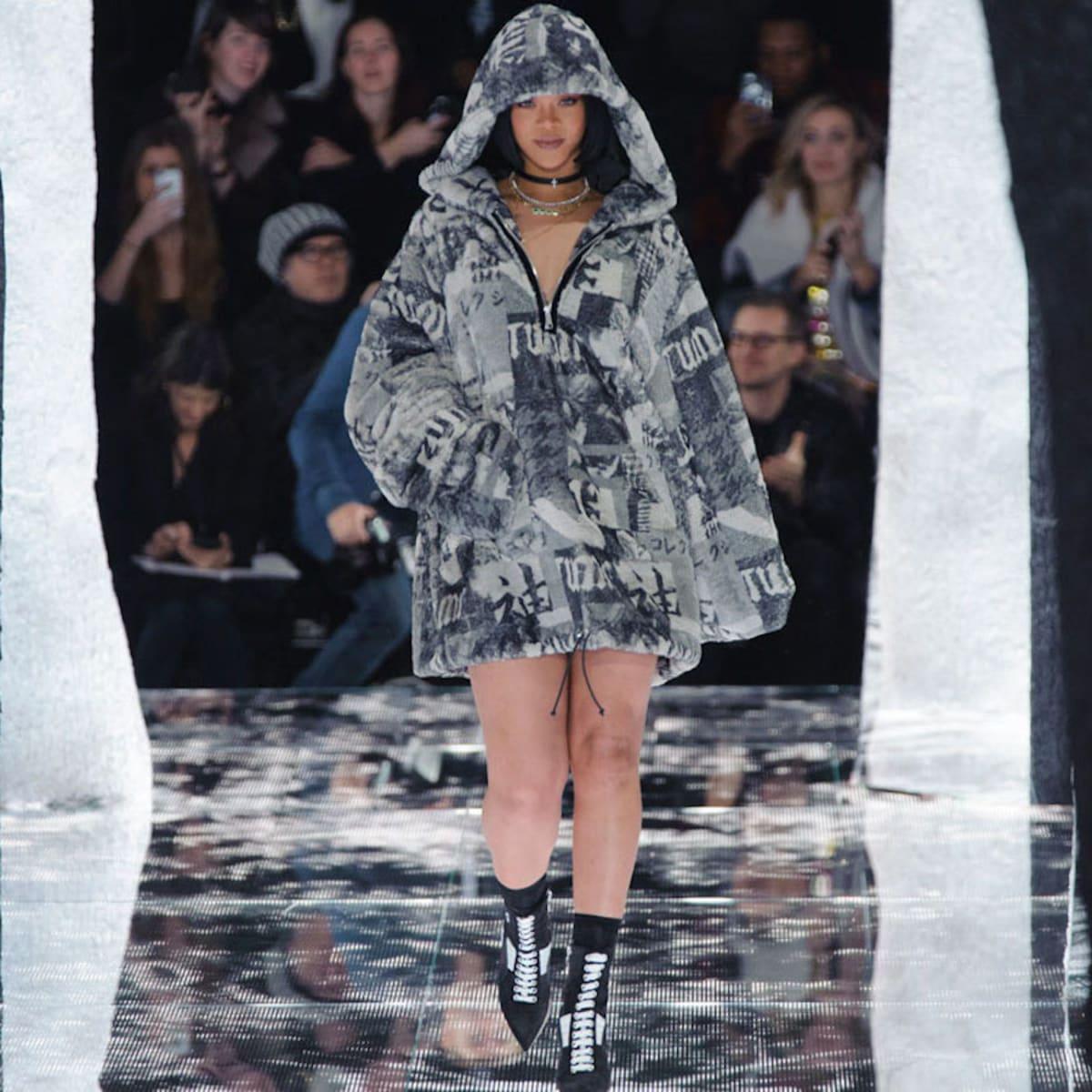 A Review of Rihanna's Fenty x Puma Show