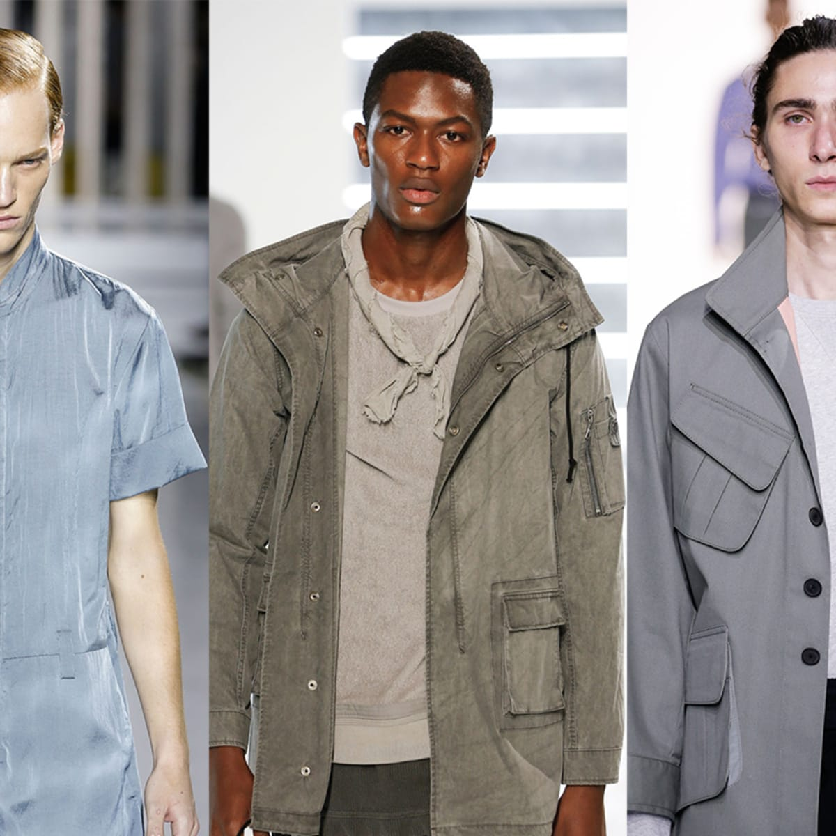 13 Male Models On How They Ve Been Asked To Change Their