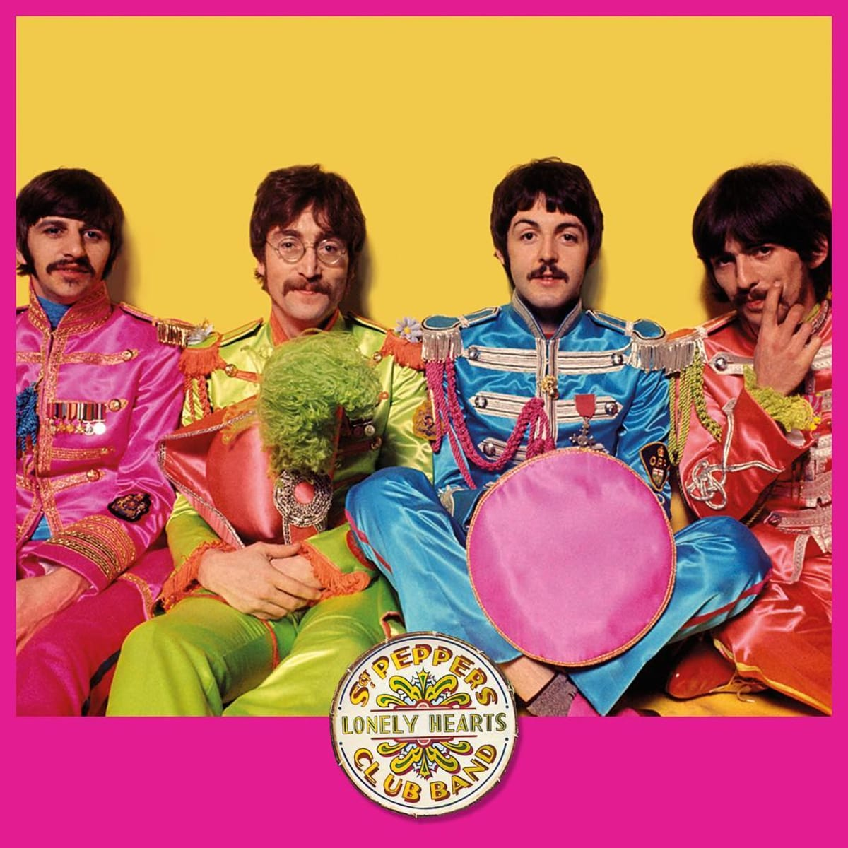 Uniform Thinking Decoding The Sgt Pepper Suits Fashionista