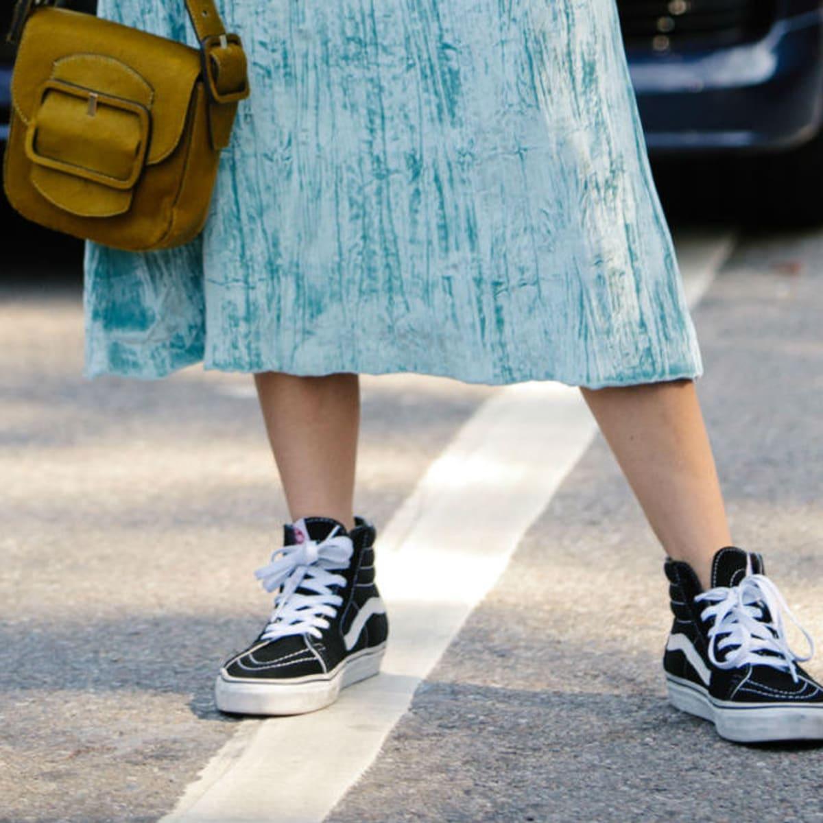 Vans Became Fashion's Latest Shoe Trend