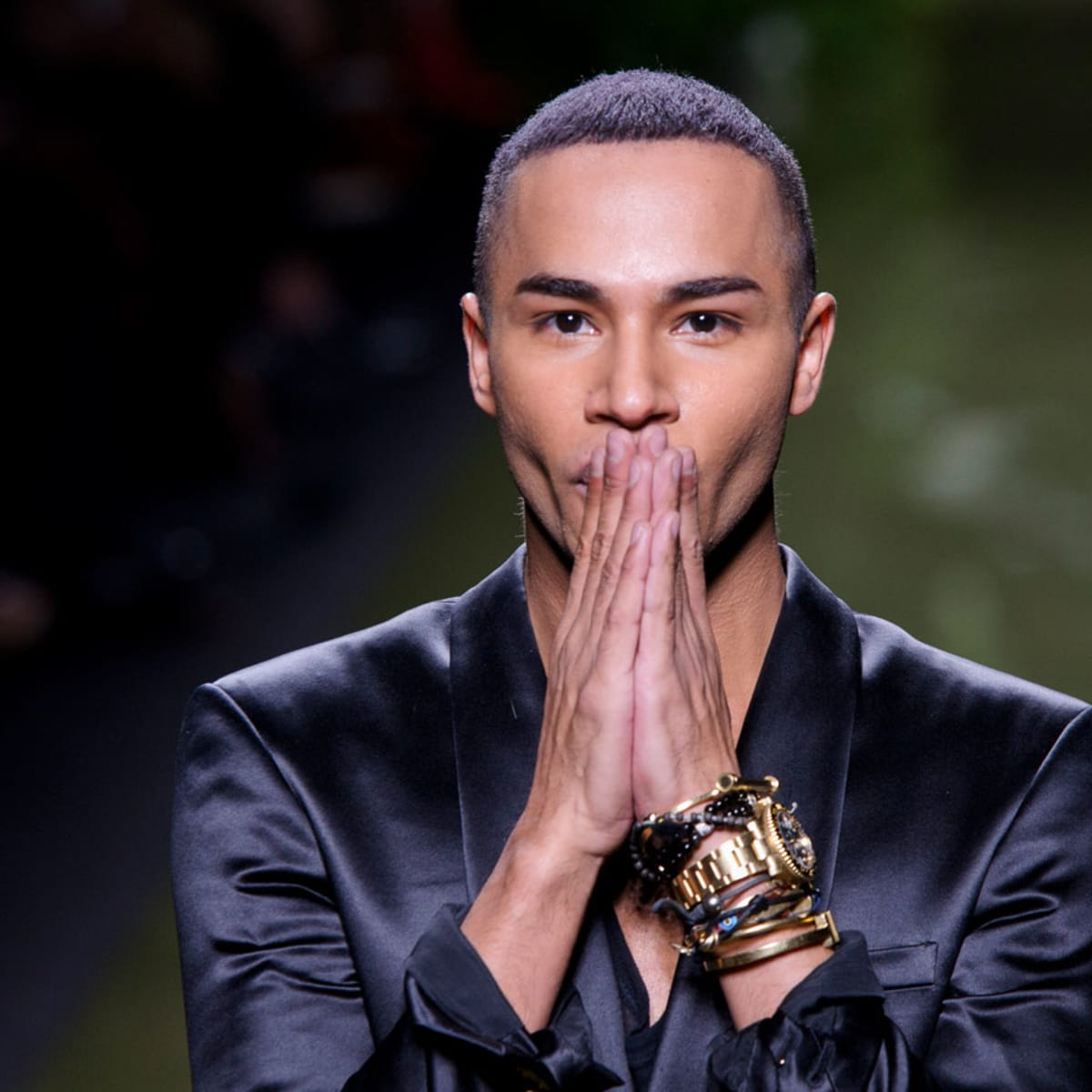 Olivier Rousteing Opens Up About Racial Discrimination, Social Media Profitability and Launching His Own Line - Fashionista