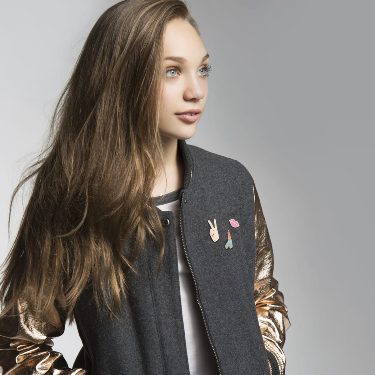 Maddie Ziegler Says Millie Bobby Brown Is The Muse For Her New Eponymous Fashion Line Fashionista