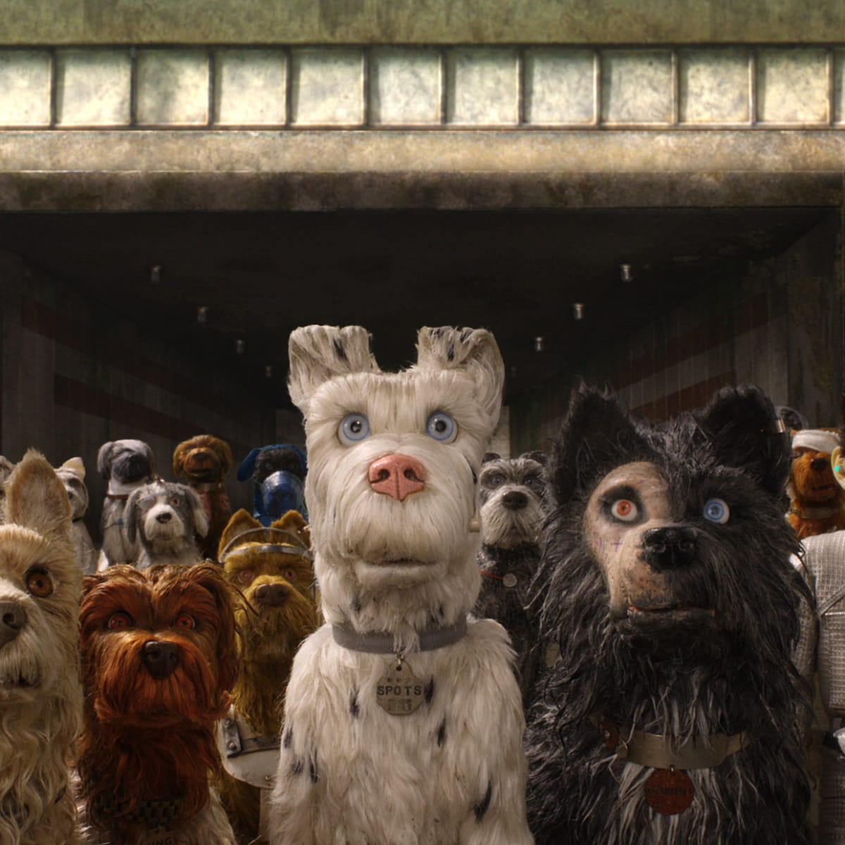 The Stop Motion Puppets In Wes Anderson S Isle Of Dogs Required A Costume Designer Fashionista