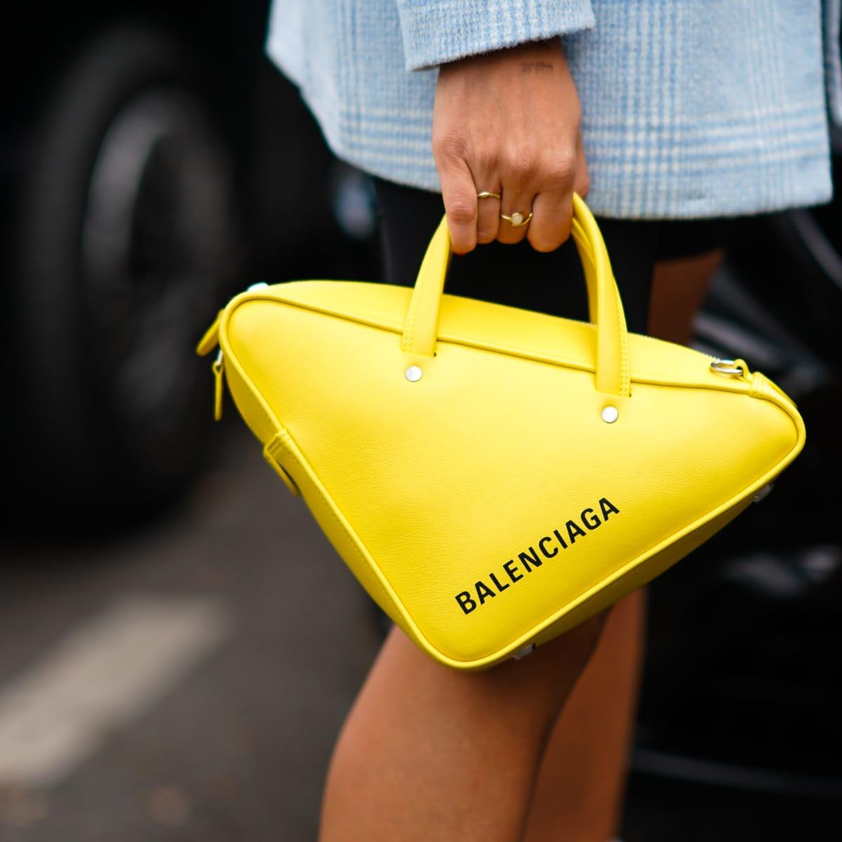 Balenciaga Is Growing Faster Than Any
