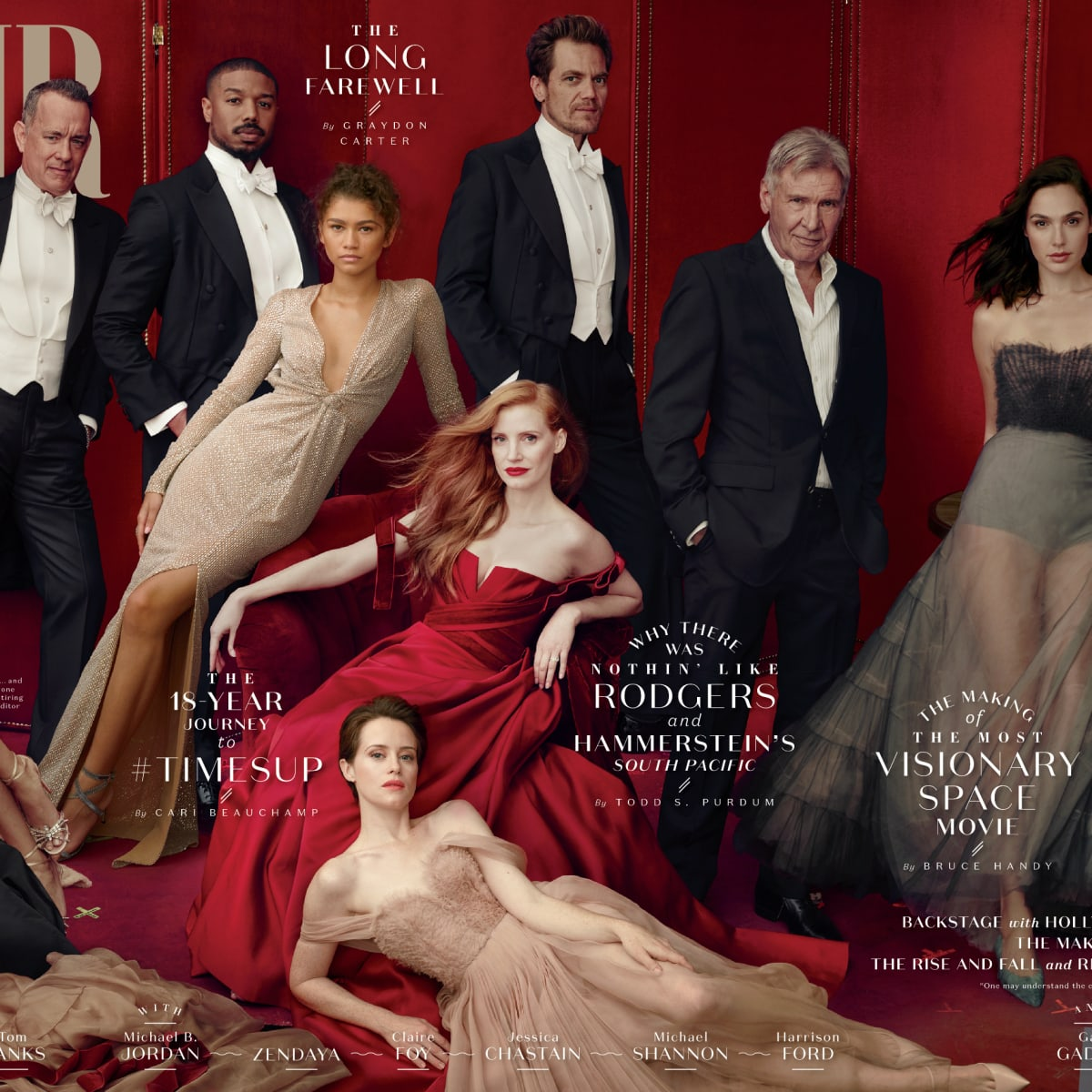 Graydon Carter Is On The Cover Of His Last Official Vanity Fair Issue Fashionista