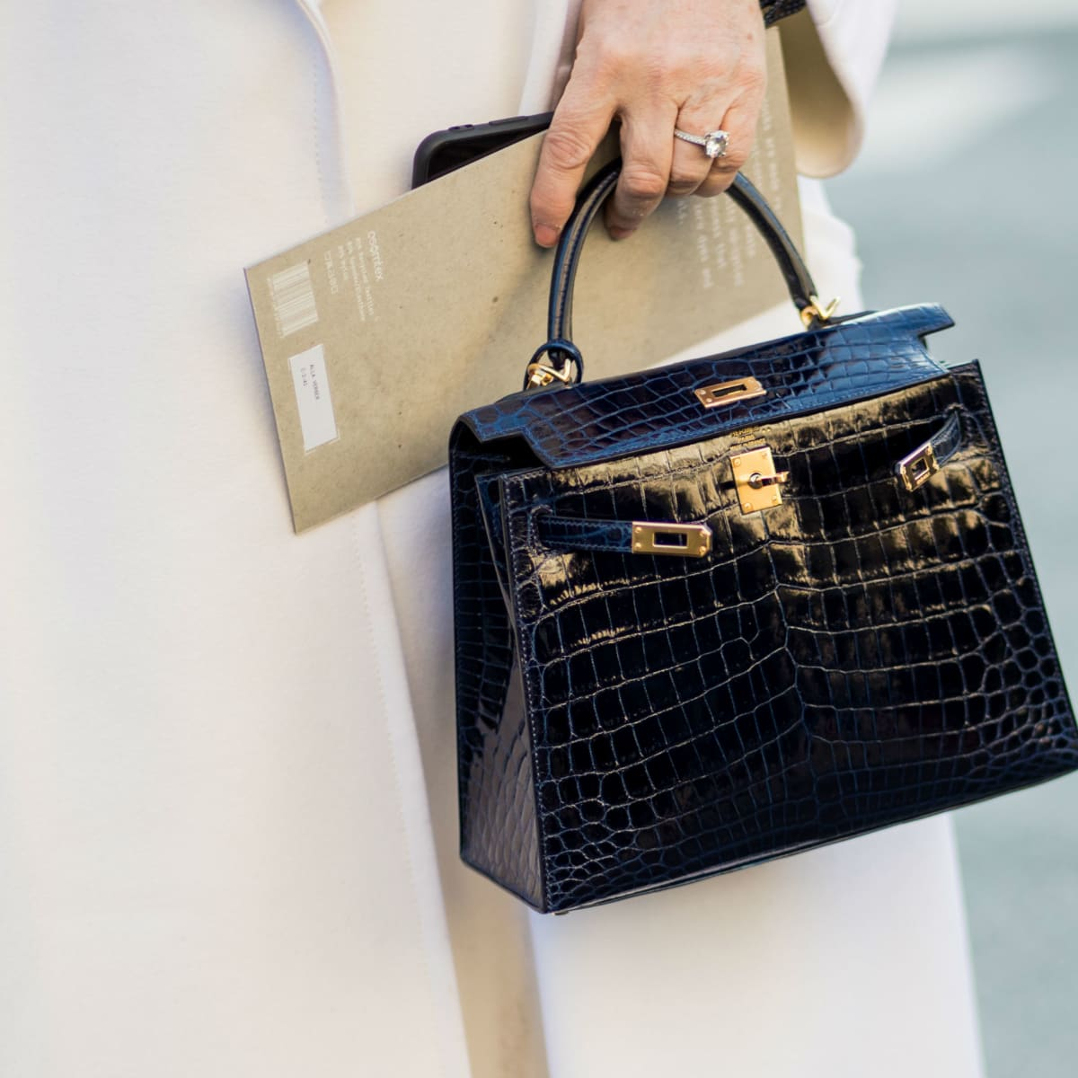 Counterfeit Handbags Are Getting Harder
