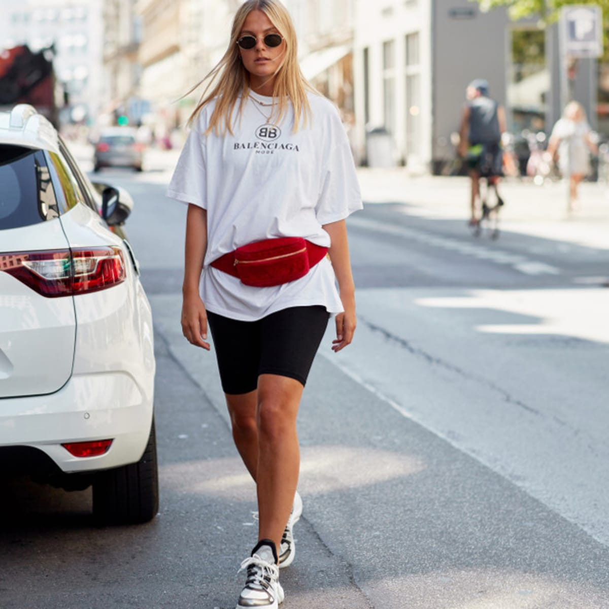 23 Pairs Of Biker Shorts For An Easy Comfortable Summer Outfit Fashionista