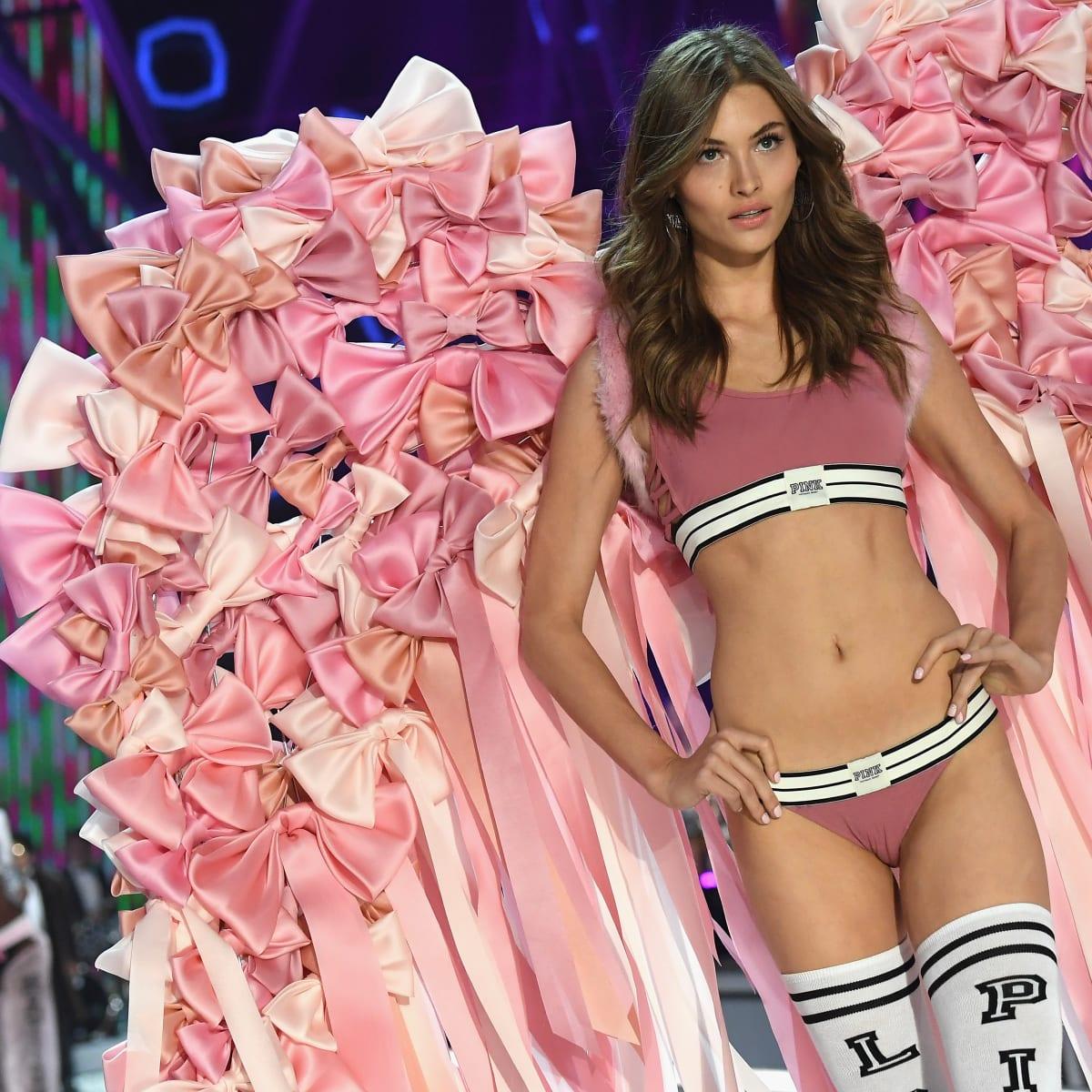 Grace Elizabeth Is This Week S New Victoria S Secret Angel Fashionista