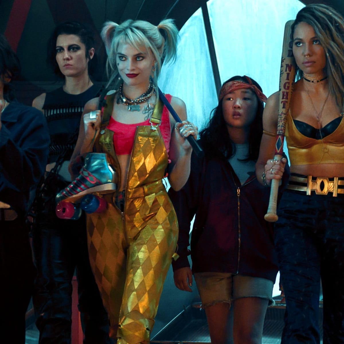 The Fashion Influences Behind The Birds Of Prey Costumes Include Jeremy Scott And Vogue Editorials Fashionista
