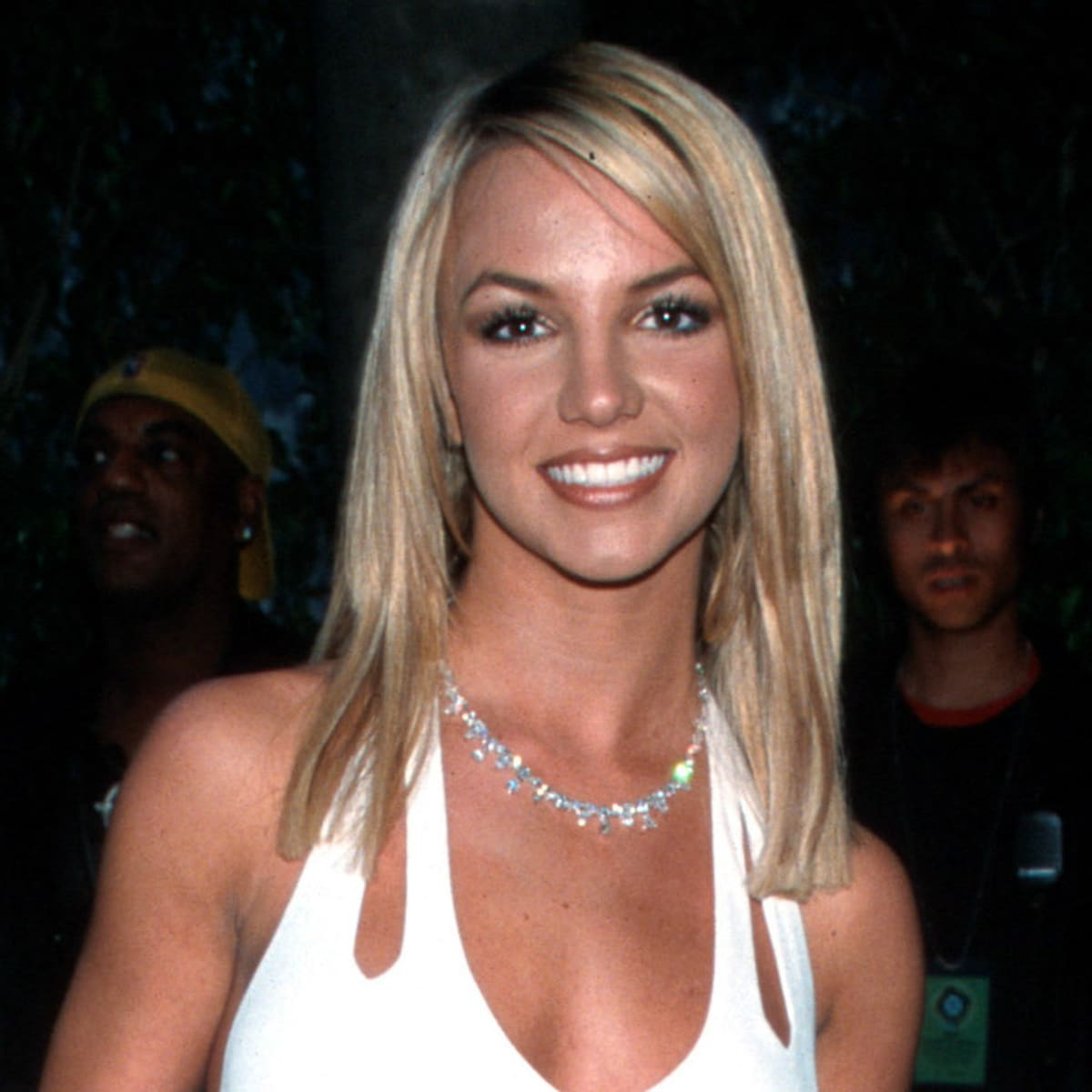 Great Outfits In Fashion History Britney Spears At The 2000 Grammy Awards Fashionista