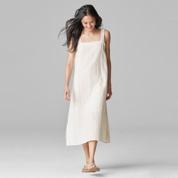 5-Organic Cotton Sundress