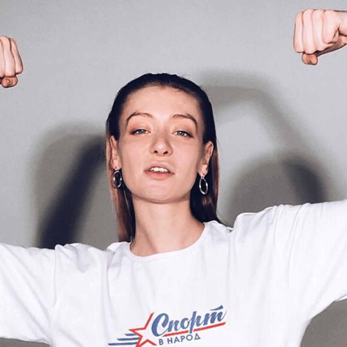 Amateur Teen Brunette Russisch Accidental Intercourse