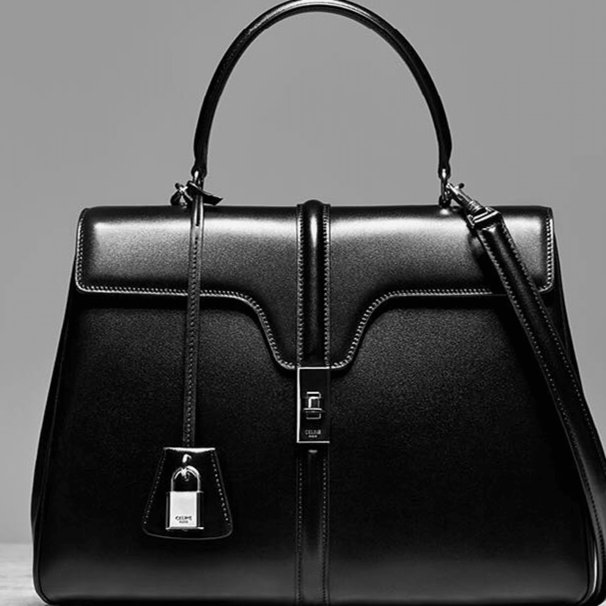 Hedi Slimane Revealed His First Handbag