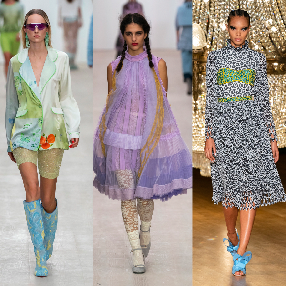 6 Top Trends From the London Spring 6 Runways - Fashionista