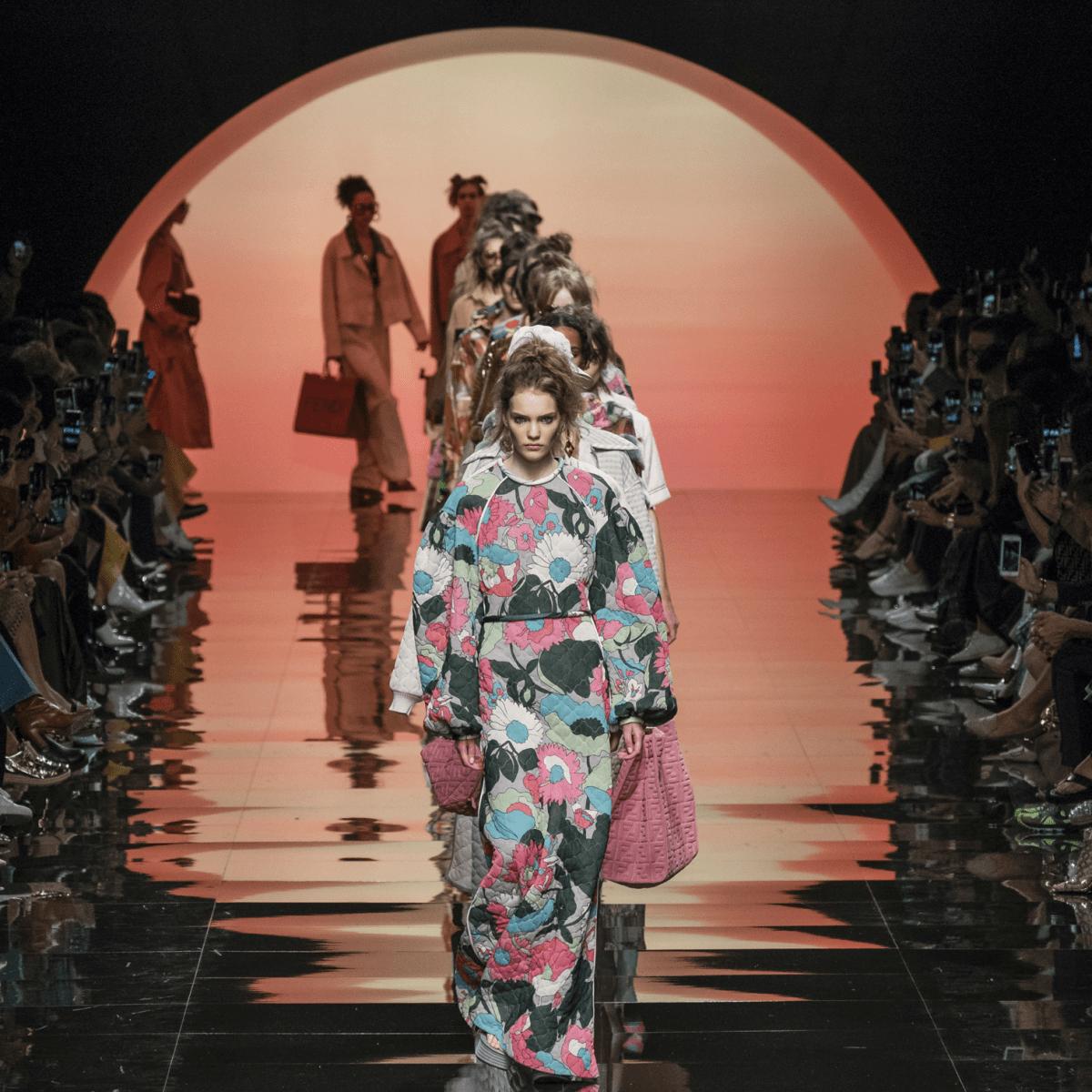 Silvia Venturini Fendi Makes Her Ready To Wear Debut At Fendi For Spring 2020 Fashionista