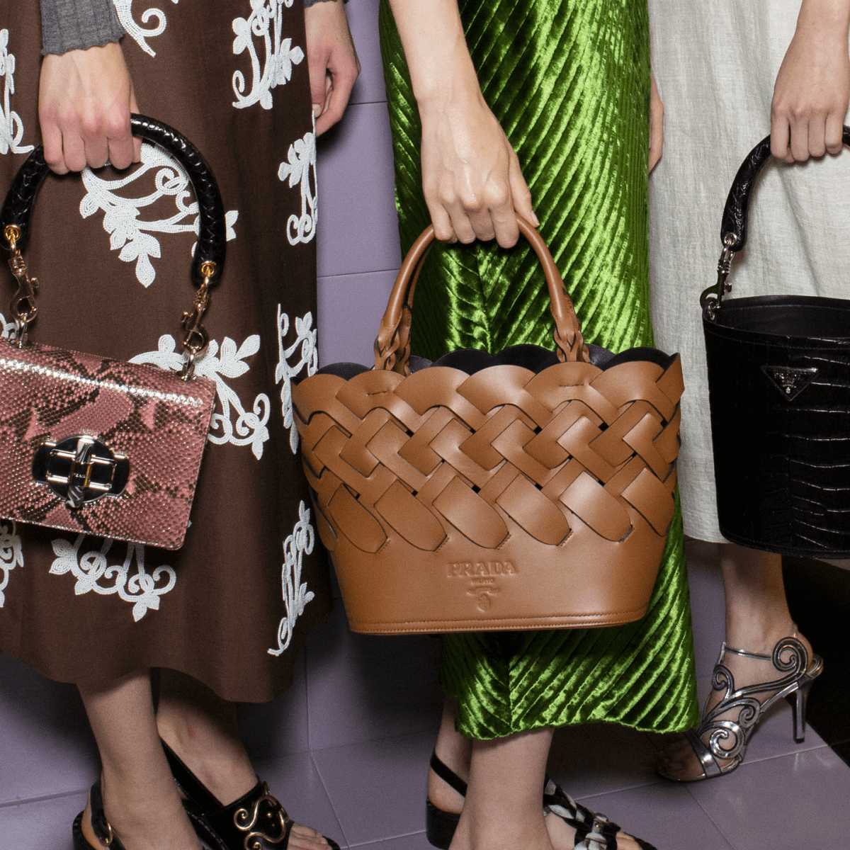 Bags From The Milan Spring 2020
