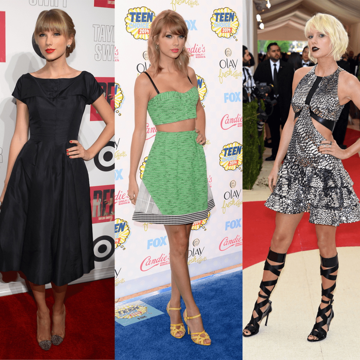 Taylor Swift S New Aesthetic Is Giving Us Clues About Her Upcoming Album Fashionista