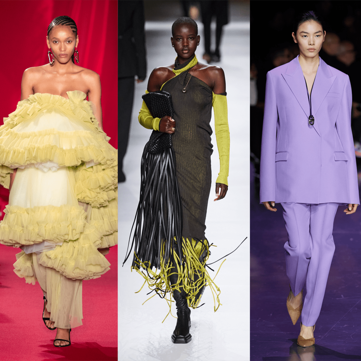 7 Standout Fall 2020 Trends From The Milan Fashion Week Runways Fashionista