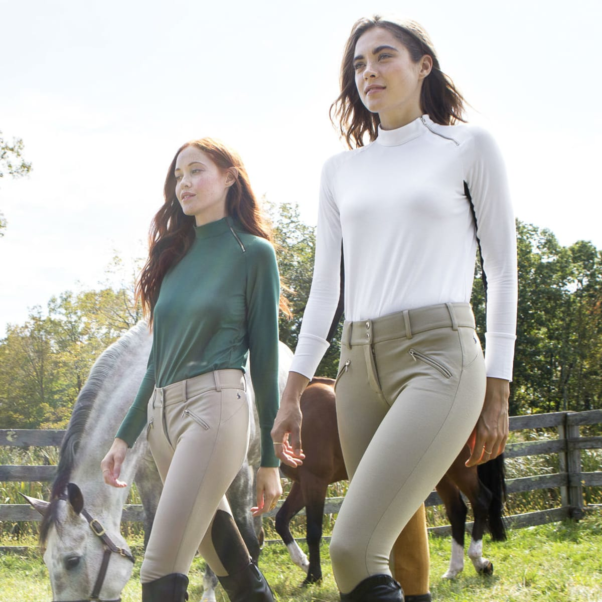 This Direct To Consumer Equestrian Apparel Brand Is For Horse Riders And Those Who Want To Dress Like One Fashionista