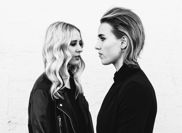 London-based Eliza Noble and Jennifer Skillman make up the DJ-and-producer duo Eli & Fur, and ever since their breakout year in 2015, these women have been filling up dance clubs with their trance-inducing music all over the world.Catch these two on both weekends of Coachella this month.Photo: Courtesy
