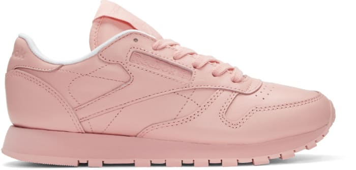 Pink Classic leather pastels, $85, available at Ssense