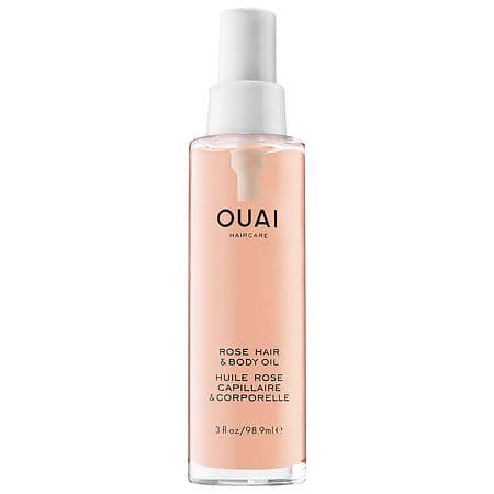 Ouai Rose Hair & Body Oil, $32, available at Sephora.