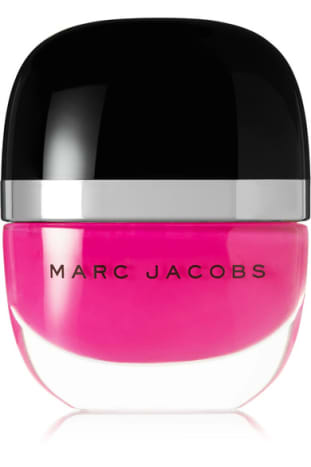 Marc Jacobs Enamored Hi-Shine Nail Polish in 116 Shocking, $18, available at Sephora.