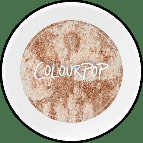 Colourpop Super Shock Highlighter in Churro, $8, available at Colourpop.