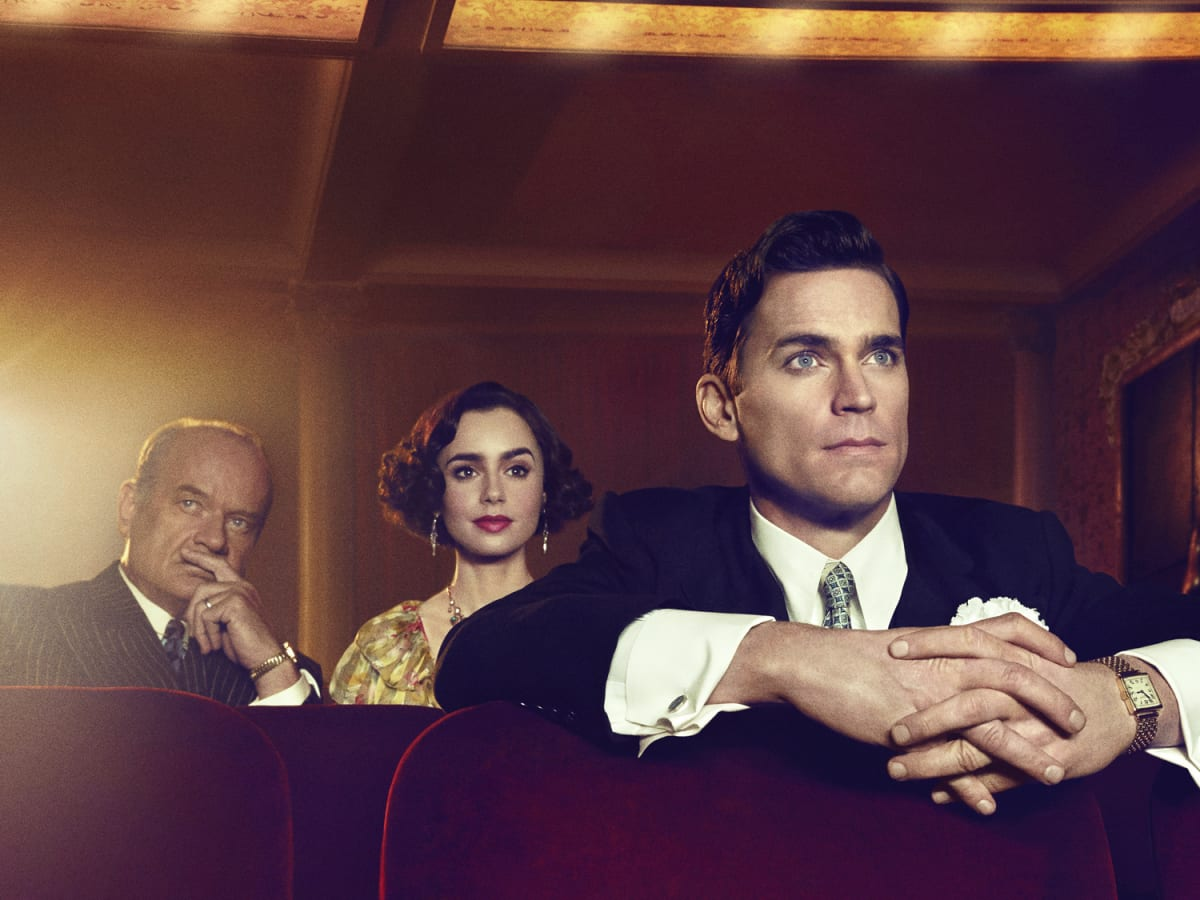 The Mad Men Costume Hair And Makeup Teams Reunite For Amazon S The Last Tycoon Fashionista