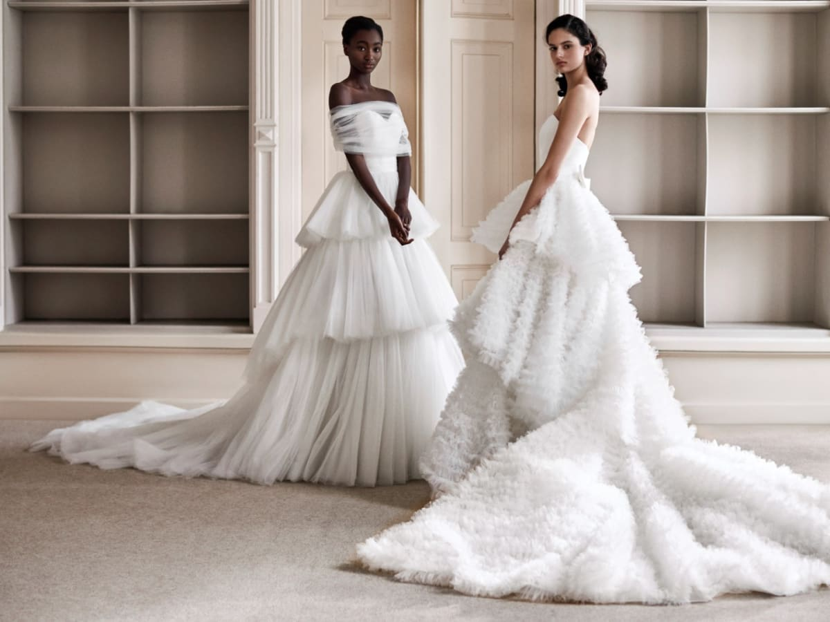 20 Wedding Dresses From the Spring 20 Collections to Make You ...