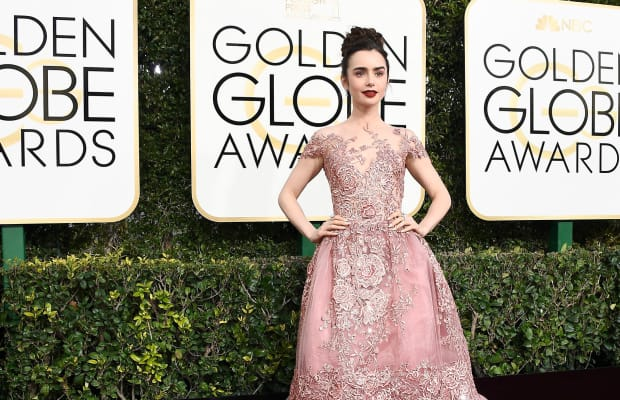 Every Look from the 2017 Golden Globes Red Carpet