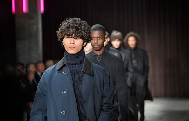 How Men's Grooming at NYFW:M is Embracing an Evolving Representation of 'Masculinity'