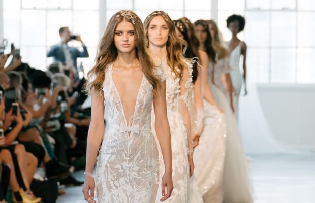 The 11 Most Beautiful Bridal Trends for Fall 2018