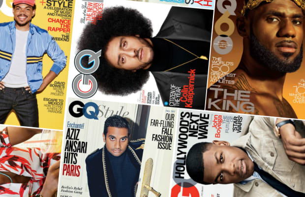 'GQ' and 'GQ Style' Had a Banner Year in Terms of Diversity