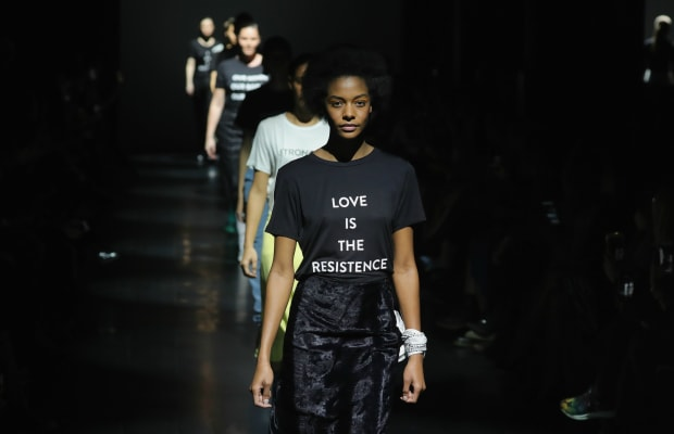 7 Ways Fashion Joined the Political Conversation in 2017