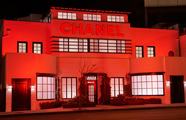 Inside Chanel Beauty House, Which Aims to Be the Most Instagrammable Pop-Up Ever