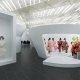 "A view of ""Rei Kawakubo/Comme des Garçons: Art of the In-Between."" Photo: The Metropolitan Museum of Art"
