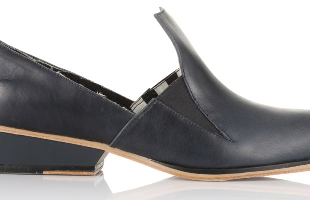 """Absence """"moonwalker"""" loafer, £323 (about $500), available at Wolf & Badger."""