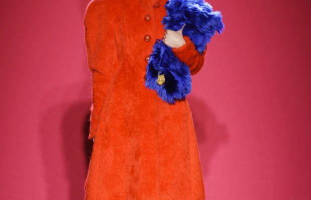 Schiaparelli couture fall 2014. Photo: Imaxtree