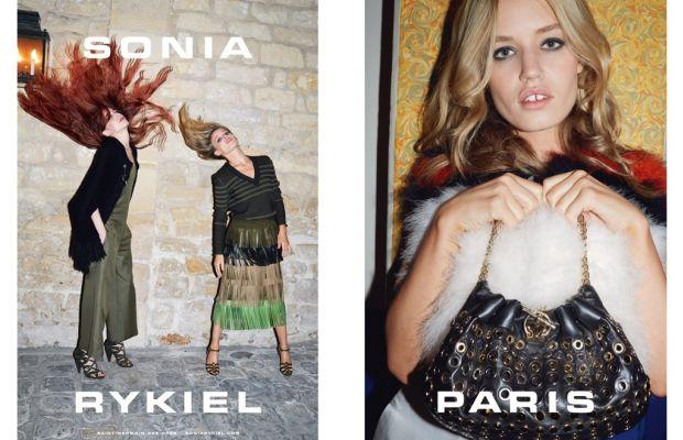 Photo: Juergen Teller for Sonia Rykiel