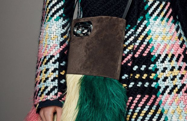 From Marni's pre-fall 2015 collection. Photo: Marni
