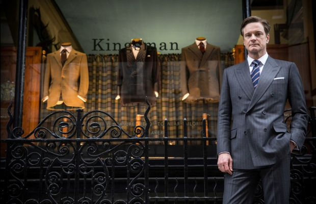"Colin Firth stars in the upcoming ""Kingsman: The Secret Service,"" which hits U.S. theaters Feb. 13. Photo: Allstar/20th Century Fox"