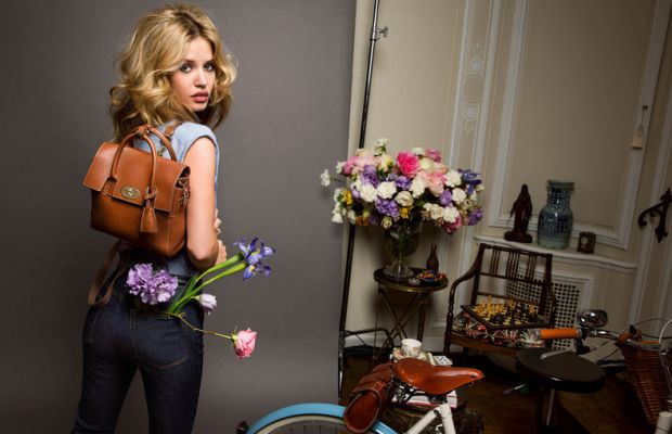Photo: Inez and Vinoodh for Mulberry