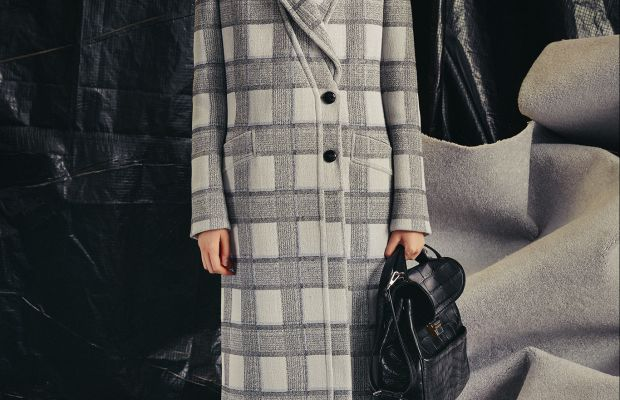 A look from the Proenza Schouler pre-fall 2015 collection. Photo: Proenza Schouler